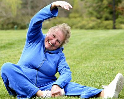 Senior Exercise Hypnosis Health Info
