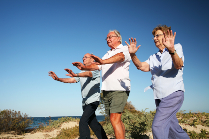 Senior Exercise Hypnosis Health Info