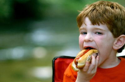 Hot Dogs, Cancer and Self-hypnosis