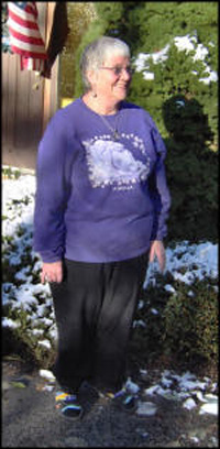Pat Sonnenstuhl Before Slender For Life™ Hypnosis For Weight Loss