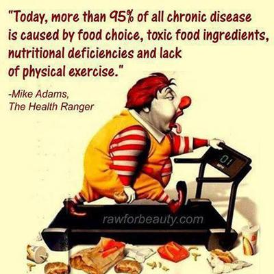 Choosing dietary change over surgery