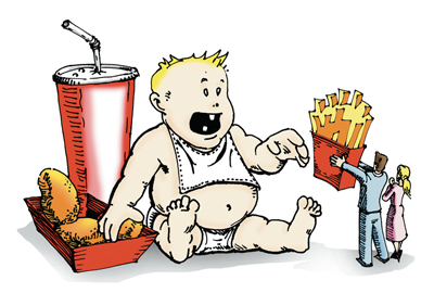 How many calories are your kids consuming