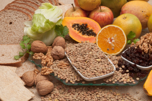 High fiber diets help reduce your risk of colorectal cancer