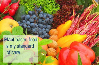 Using food as preventive medicine
