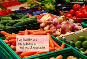 Tricks to get you to eat your vegetables