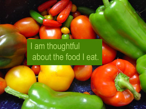 Food for thought and health