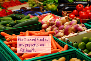 Plant based diet now recommended by physicians