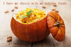 Stuffed Pumpkin ~ Slender For Life™ weight loss recipe