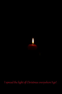 Spread the light