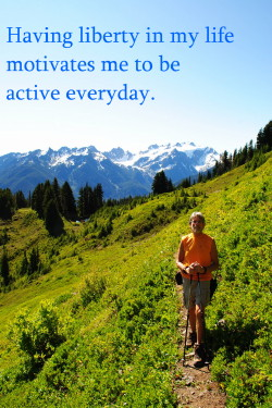 Exercise for a longer life