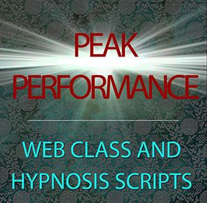 Peak Performance Hypnosis