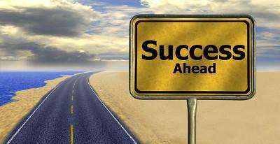 Success Ahead 400