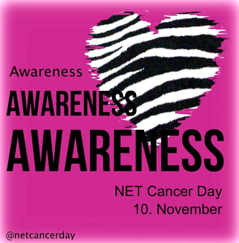 NET Cancer Day 11 10 15